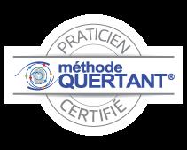 label Praticien certifié QUERTANT