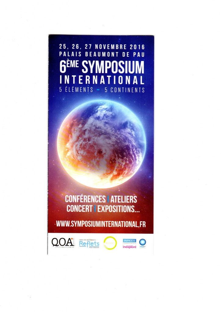 Symposium de Pau